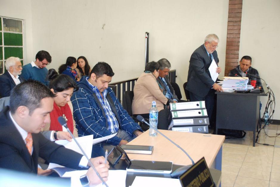 El juez deberá resolver dos recursos de reposición presentados por la Asociación Javeriana el viernes 25 de noviembre. (Foto: Jesús Alfonso/Soy502)