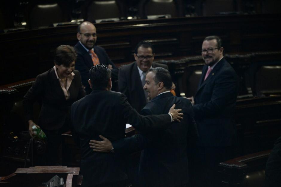 La última sesión extraordinaria convocada para este 2016 fue suspendida por la ausencia de gran parte de los legisladores. (Foto: Wilder López/Soy502)