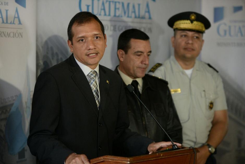 Rivas asegura que recibirán apoyo de los Estados Unidos. (Foto: Wilder López/Soy502)