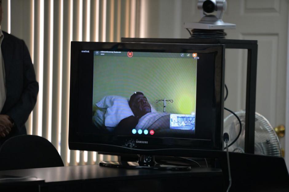 El empresario permanece en cama debido a un padecimiento de hipotensión. (Foto: Wilder López/Soy502)