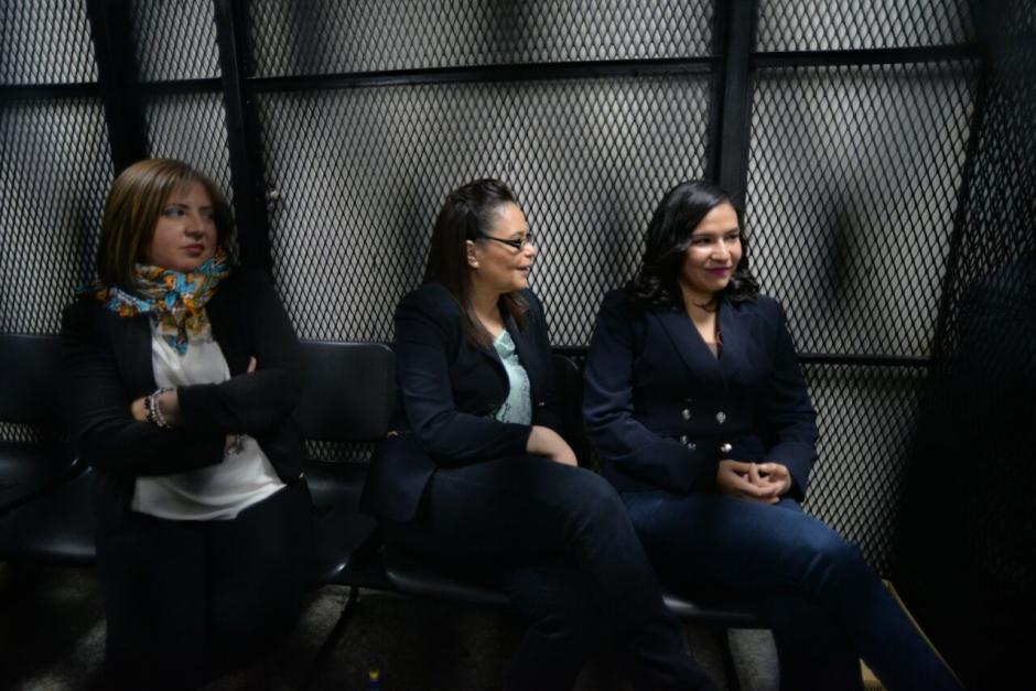 Roitman es acusado por integrar una estructura que facilitó un fraude en Amsa. Por el mismo caso, también enfrenta proceso Roxana Baldetti. (Foto: Wilder López/Soy502)