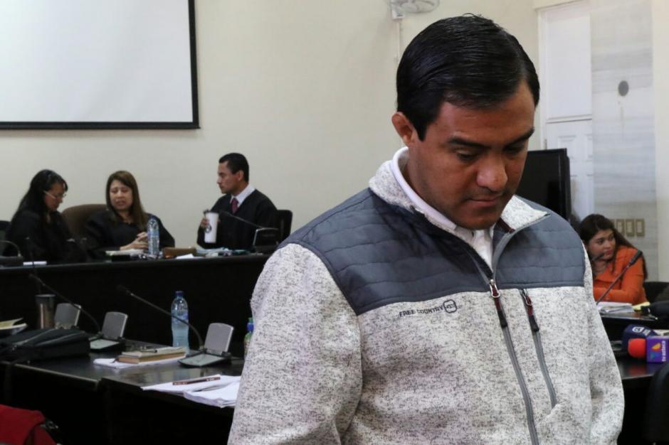 La magistrada es madre de Otto Molina Stalling, uno de los acusados en el caso IGSS-Pisa. (Foto: Alejandro Balan/Soy502)