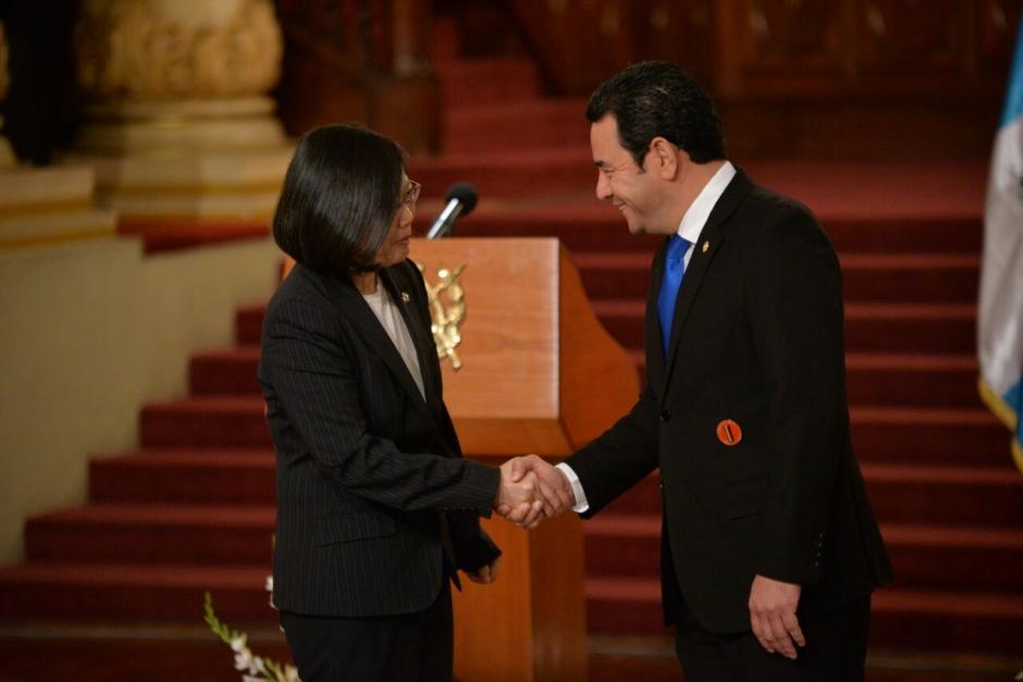 El paseo fue parte de la agenda en la visita oficial de la presidenta. (Foto: Archivo/Soy502)