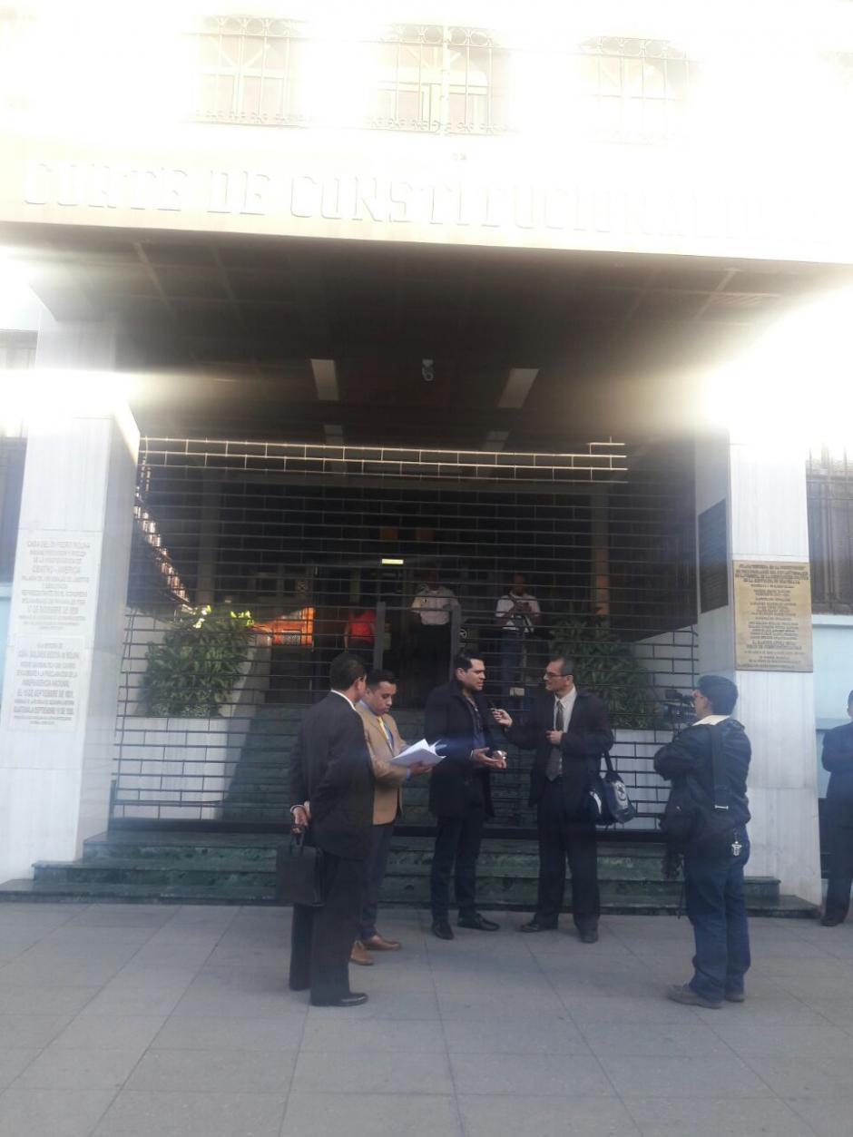 Bran espera que la Corte de Constitucionalidad dé con lugar el amparo. (Foto: Municipalidad de Mixco)