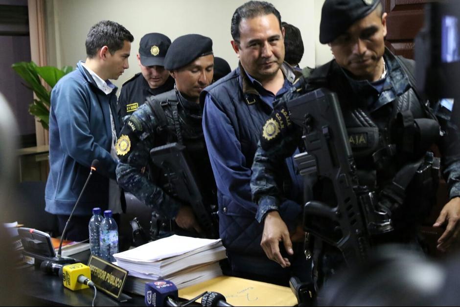 Sammy y José Manuel Morales, hermano e hijo del presidente de la República, saldrán de prisión. (Foto: Archivo/Soy502)
