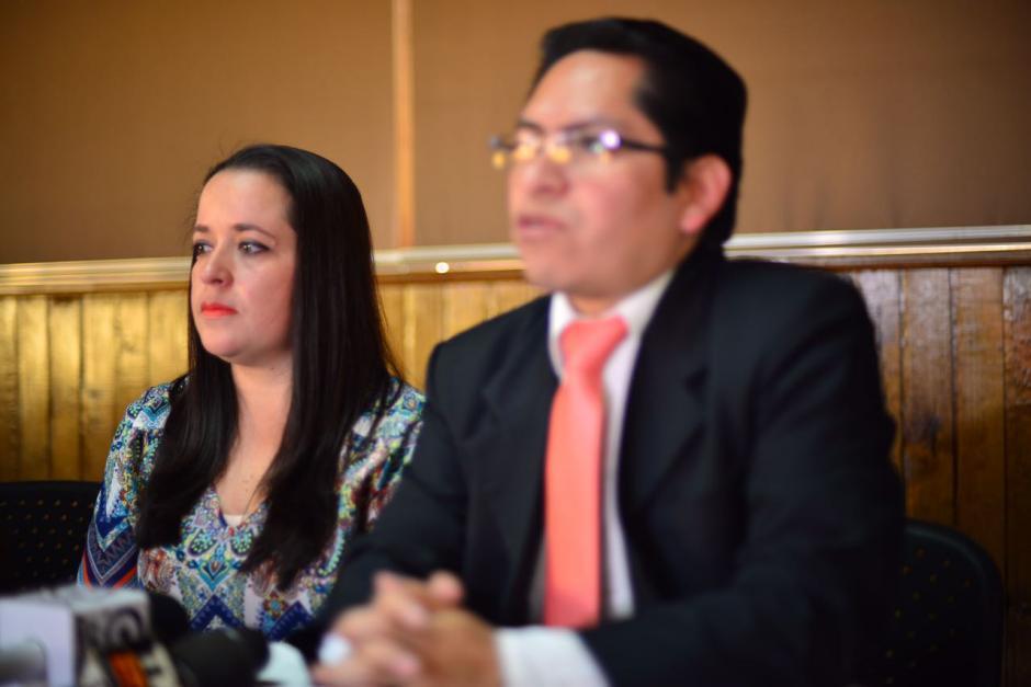 Carolina Garcia, prima de Mitzie, habló sobre el hijo de la expareja. (Foto: Jesús Alfonso/Soy502)