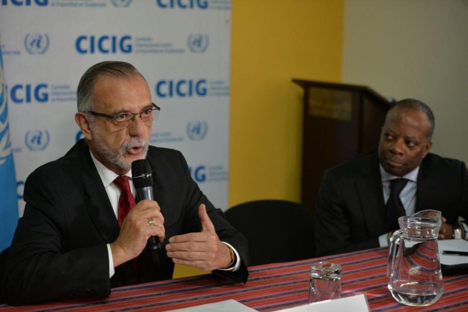 EE.UU. entregó un aporte de $7.5 millones para la CICIG. (Foto: Wilder López/Soy502)