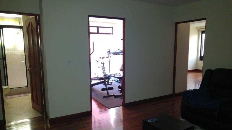 El lujoso apartamento ubicado en la zona 10 fue adquirido por una sociedad vinculada a Roxana Baldetti. (Foto: MP)