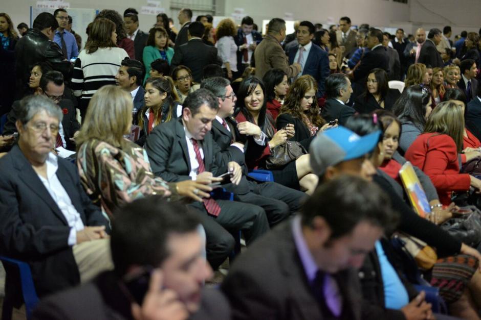 La votación se realizó con normalidad. (Foto: Wilder López/Soy502)
