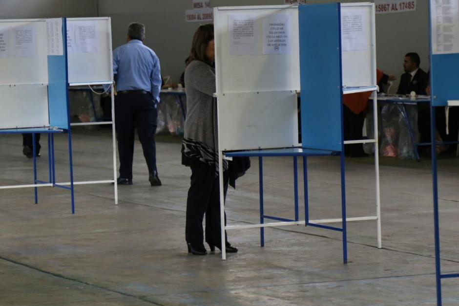 Las elecciones del CANG se realizaron este viernes. (Foto: Alejandro Balam/Soy502).