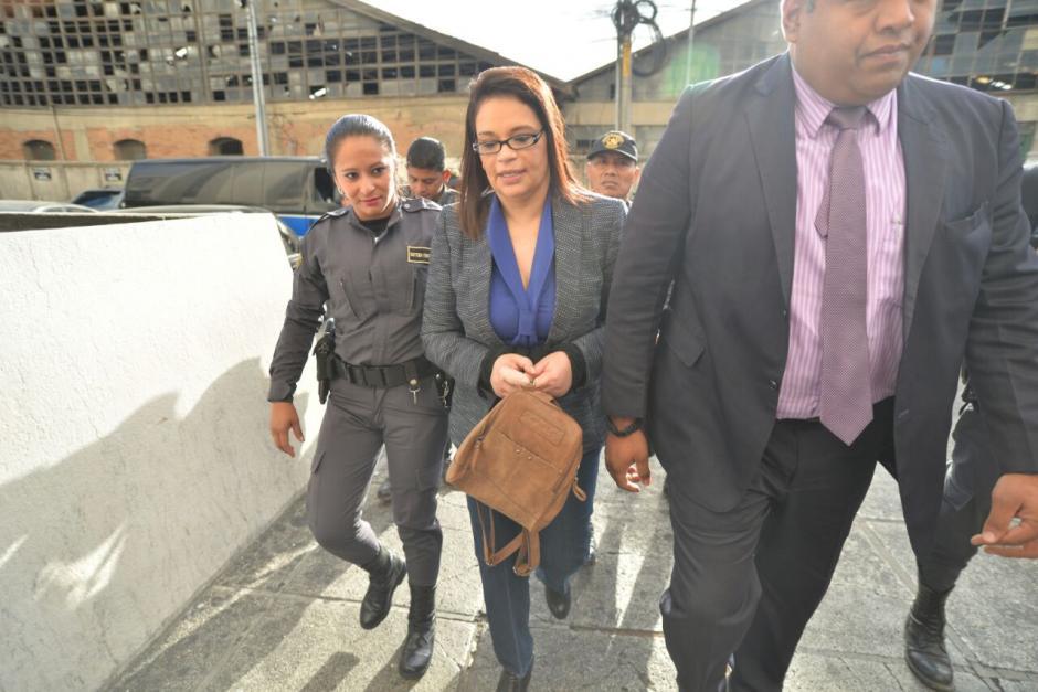 Este caso fue el inicio de la investigación para determinar que el entonces Gobierno fue toda una estructura criminal. (Foto: Wilder López/Soy502)