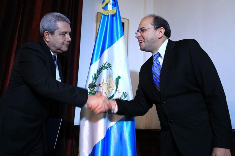 Colmenares renunció a ser secretario de Jimmy el 30 de diciembre. (Foto: Gobierno)