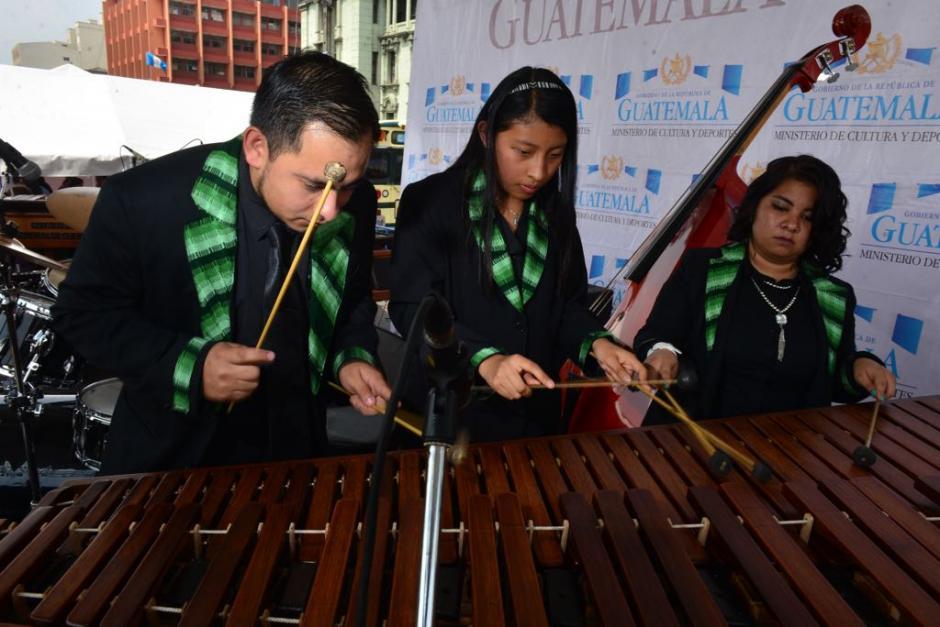 El evento fue organizado por el Ministerio de Cultura. (Foto: Jesús Alfonso/Soy502)