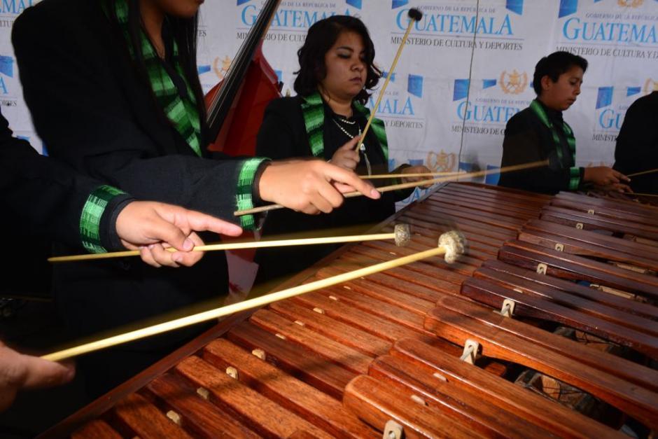 El centro será el epicentro de los mejores futuros virtuosos de la marimba. (Foto: Jesús Alfonso/Soy502)