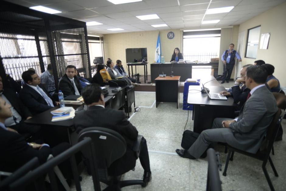 Un total de 41 personas enfrentarán debate oral por ser parte de una red de corrupción en la Dirección General de Migración. (Foto: Wilder López/Soy502)