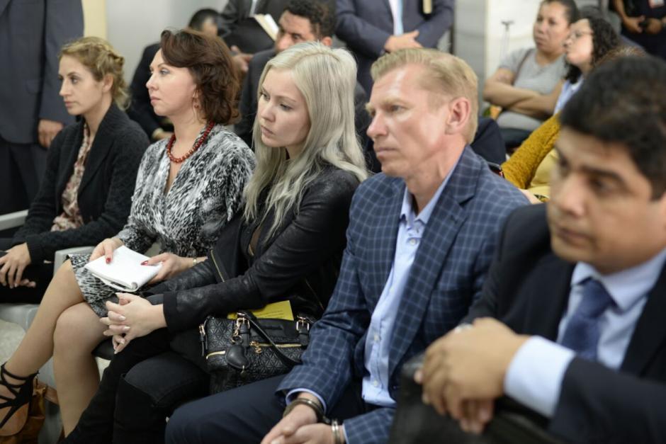 La familia rusa fue arrestada luego que se descubriera que utilizó un servicio irregular para obtener pasaportes guatemaltecos. (Foto: Wilder López/Soy502)