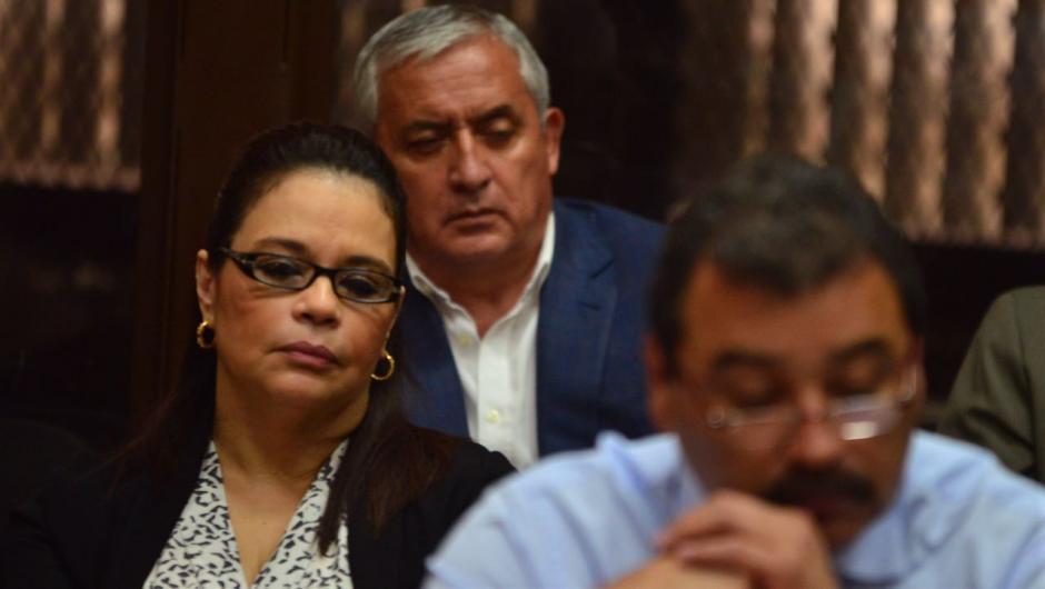 Otto Pérez Molina renunció como presidente luego de conocer del antejuicio en su contra. (Foto: Jesús Alfonso/Soy502)