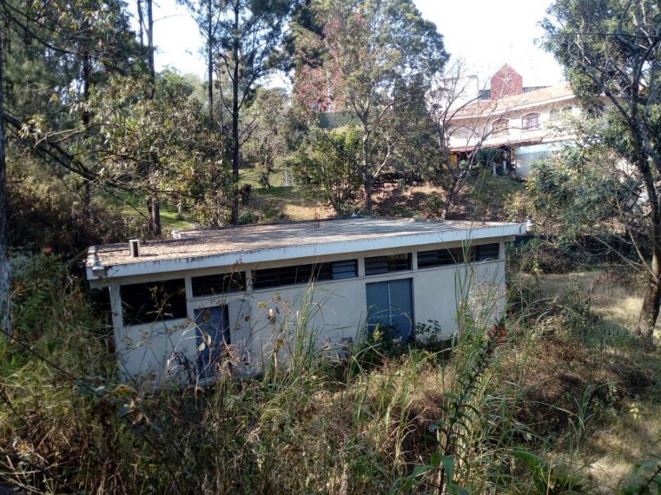 Cuatro fincas ubicadas en Santa Catarina Pinula, propiedad de personas vinculadas a Roxana Baldetti, fueron embargadas. (Foto: MP)
