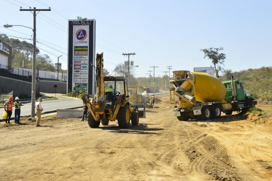 También se construirá un complejo habitacional en el sector. (Foto: Muni Mixco)
