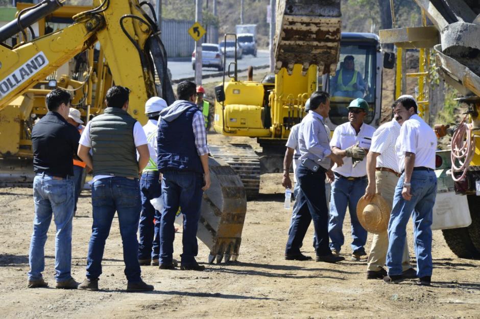 La inversión de la obra es de 7.5 millones de quetzales. (Foto: Muni Mixco)