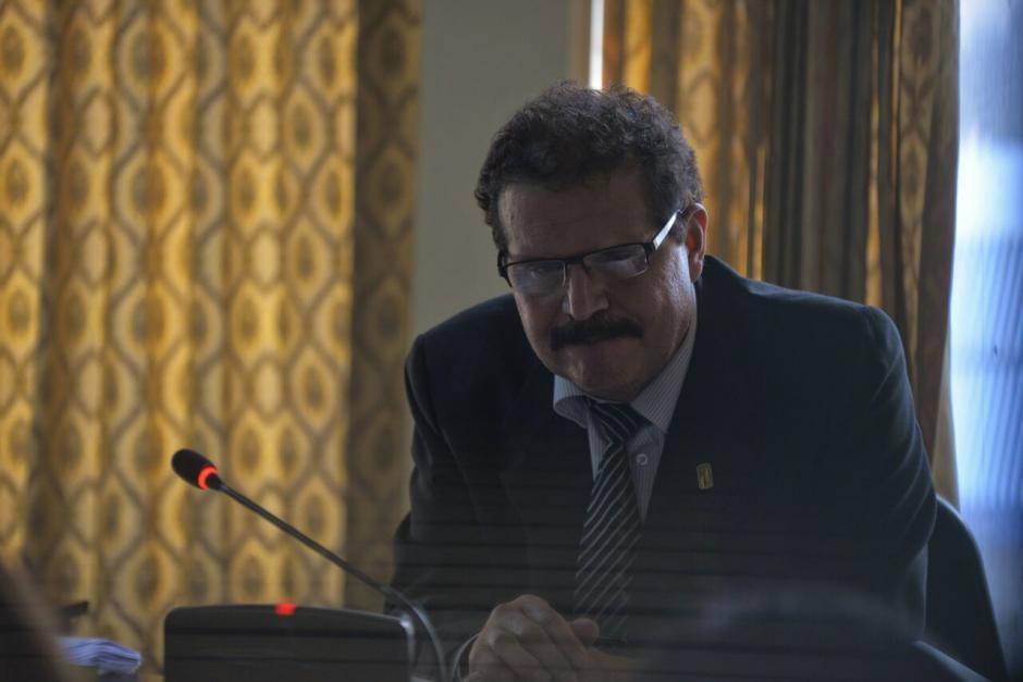 El juez Adrián Rodríguez fue recusado por uno de los abogados de Blanca Stalling. (Foto: Wilder López/Soy502)