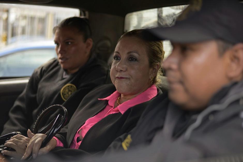 Blanca Stalling estará separada del cargo hasta que resuelva su situación legal o decida renunciar. (Foto: Wilder López/Soy502)