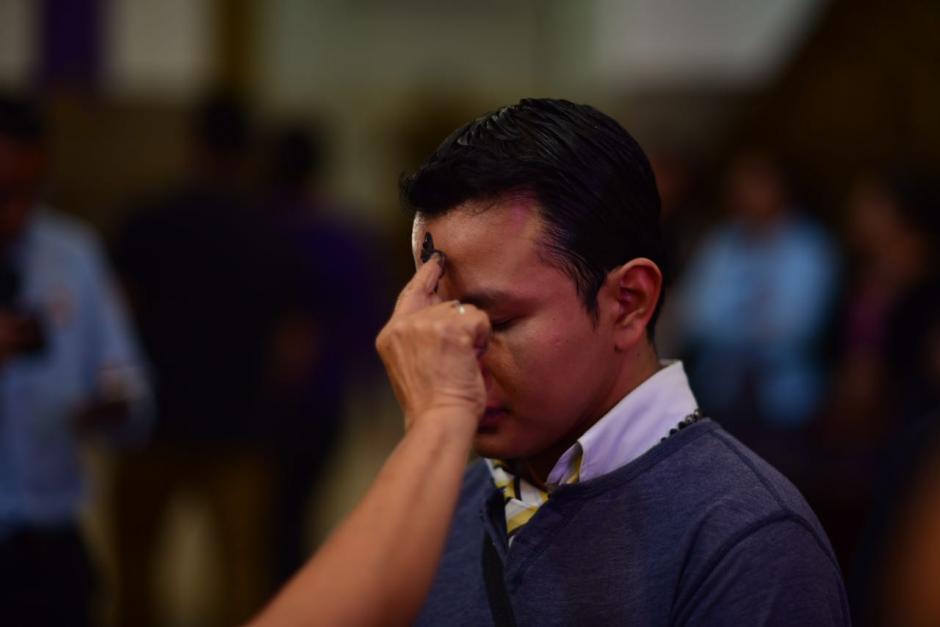 Con la misa del Miércoles de Ceniza se marca el inicio del período conocido como la Cuaresma. (Foto: Jesús Alfonso/Soy502)