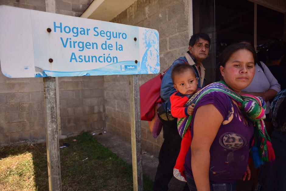 El Hogar Seguro Virgen de la Asunción está diseñado para albergar a 400 menores y actualmente viven cerca de 800. (Foto: Jesús Alfonso/Soy502)