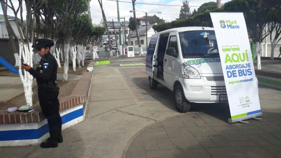 La idea es que las personas no tengan que llegar hasta el centro del municipio. (Foto: Muni Mixco)