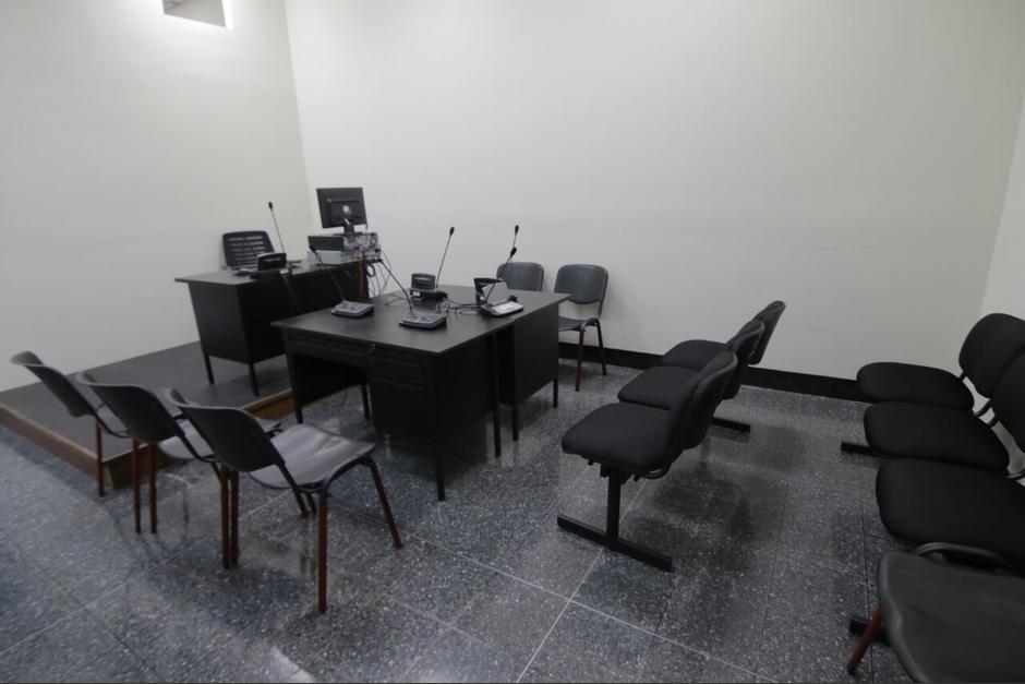 A partir de este 14 de marzo, los nuevos casos sobre delitos tributarios se destinarán al juzgado recién inaugurado. (Foto: Alejandro Balán/Soy502)
