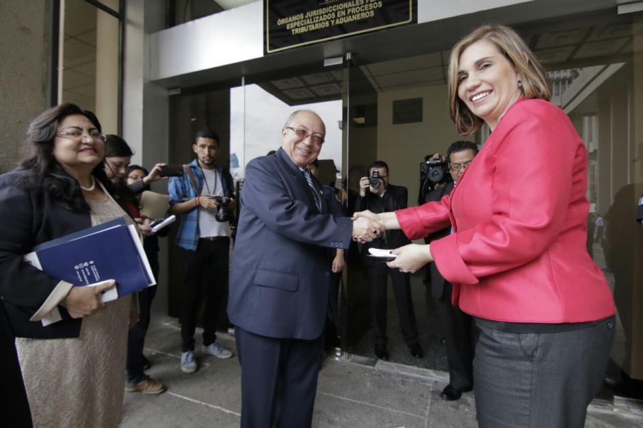 Los tres órganos jurisdiccionales están ubicados en la sede central del Ministerio de Finanzas. (Foto: Alejandro Balán/Soy502)