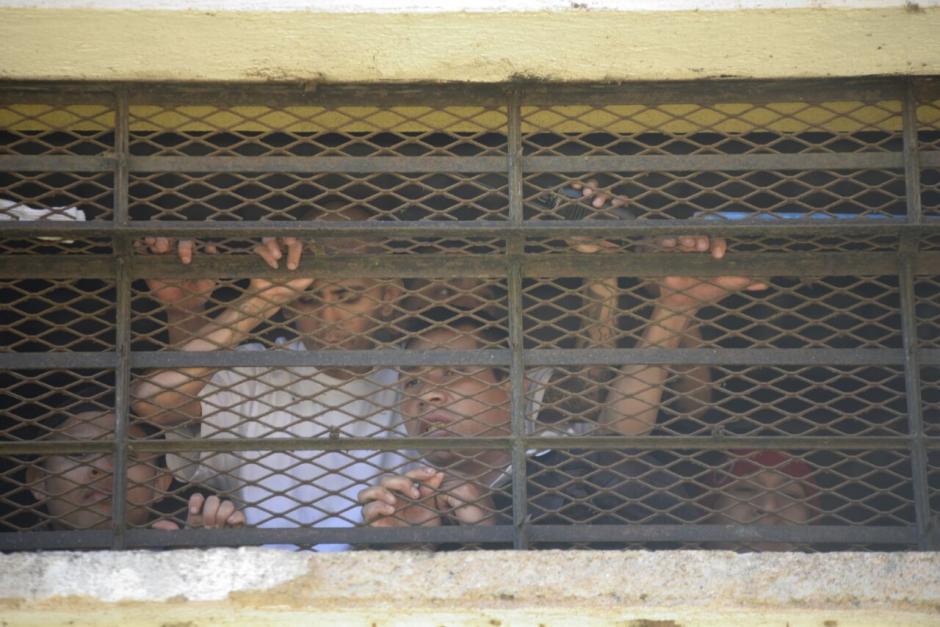 El 45 % de los jóvenes que se encuentran dentro del Centro Juvenil de Privación de Libertad para Varones Etapa II son mayores de edad. (Foto: Wilder López/Soy502)