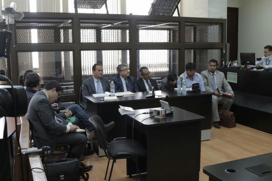 Los diputados y exparlamentarios enfrentan cargos por peculado y abuso de autoridad. (Foto: Alejandro Balán/Soy502)