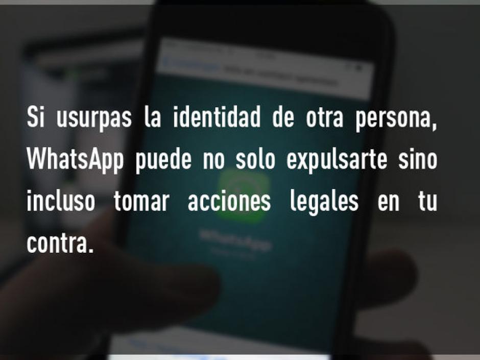 Suplantar la identidad de otra persona. (Foto: Rt)