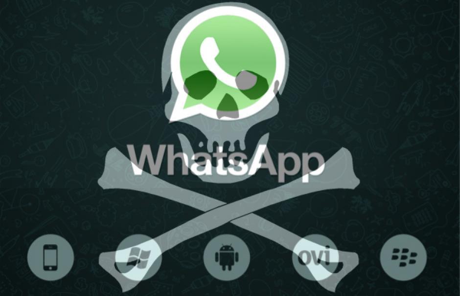 Si quieres actualizar tu WhatsApp, hazlo desde Play Store o App Store. (Foto: Twitter)