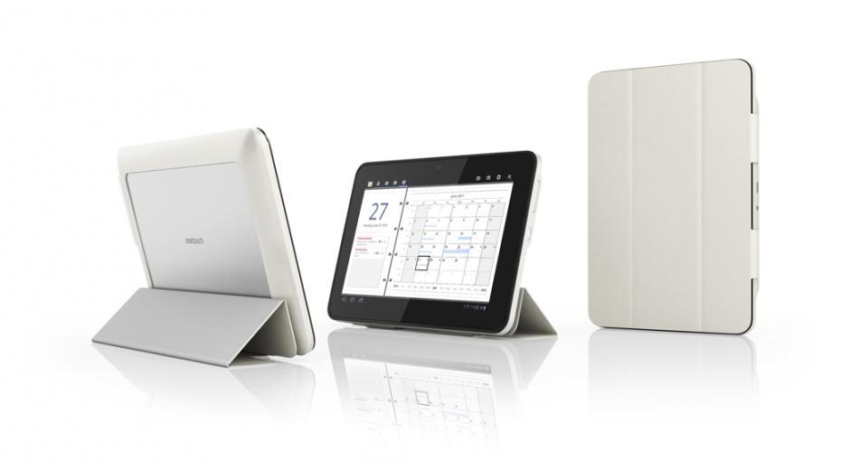 Alcatel presentó una tableta con reconocimiento de iris. (Foto: Alcatel)