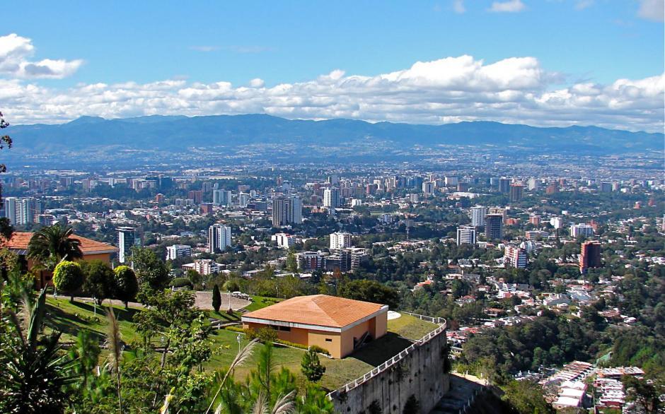 Uno de los datos que indican es que la capital de Guatemala es la más grande de Centroamérica y tiene una población de más de un millón. (Foto: wikipedia.org)