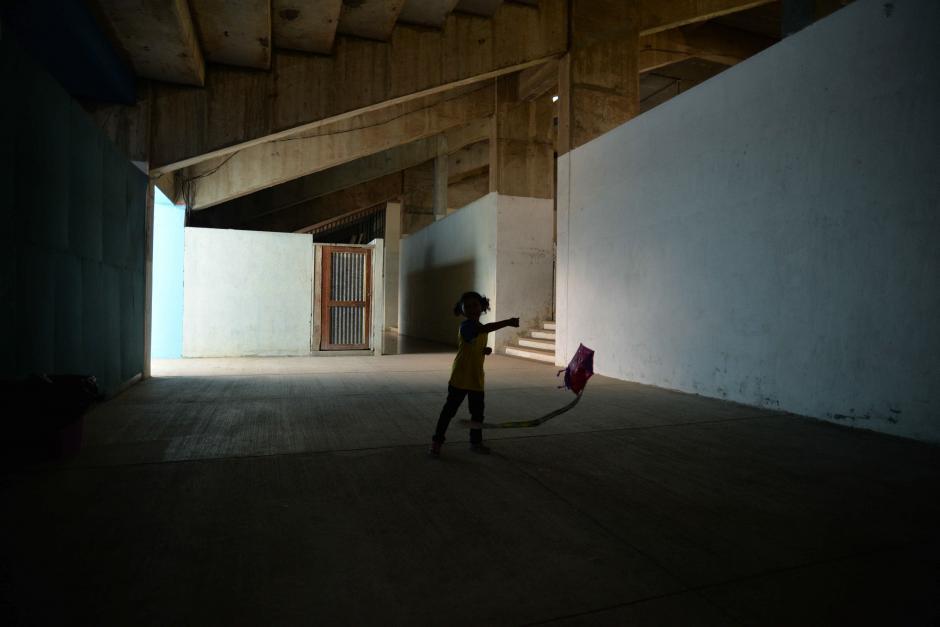 Los niños disfrutaron del evento donde dieron vuelo a su creatividad. (Foto: Wilder López/Soy502)