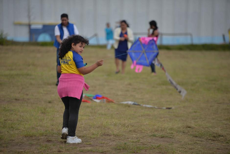 Niños y niñas participaron en la actividad. (Foto: Wilder López/Soy502)