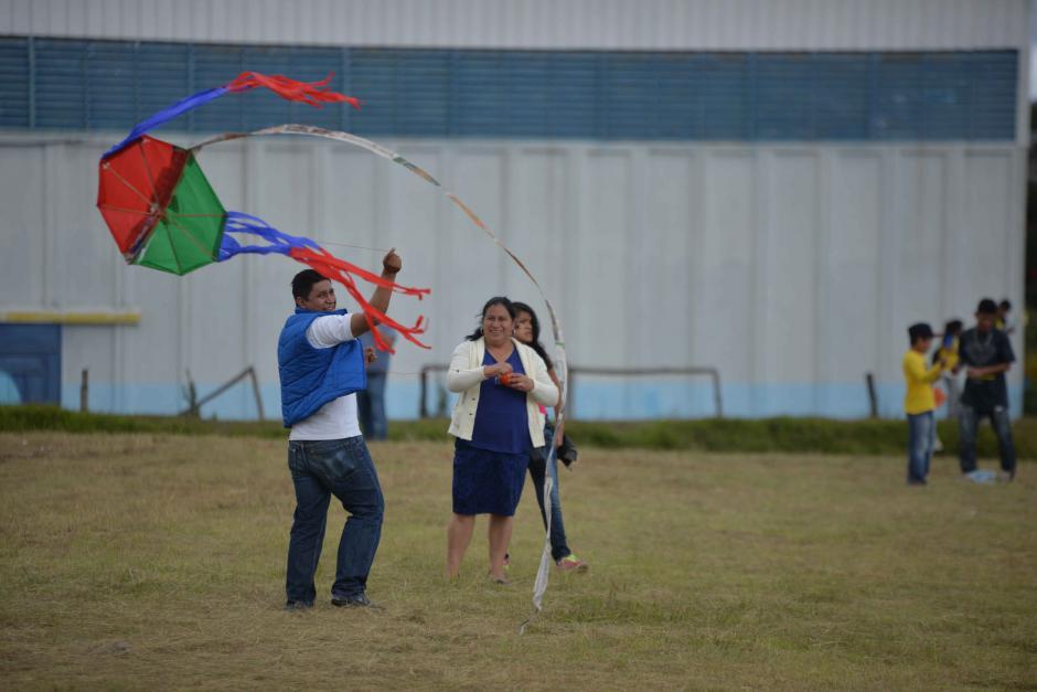 Los pequeños atletas practican diversos deportes en las sedes de la Fundación. (Foto: Wilder López/Soy502)
