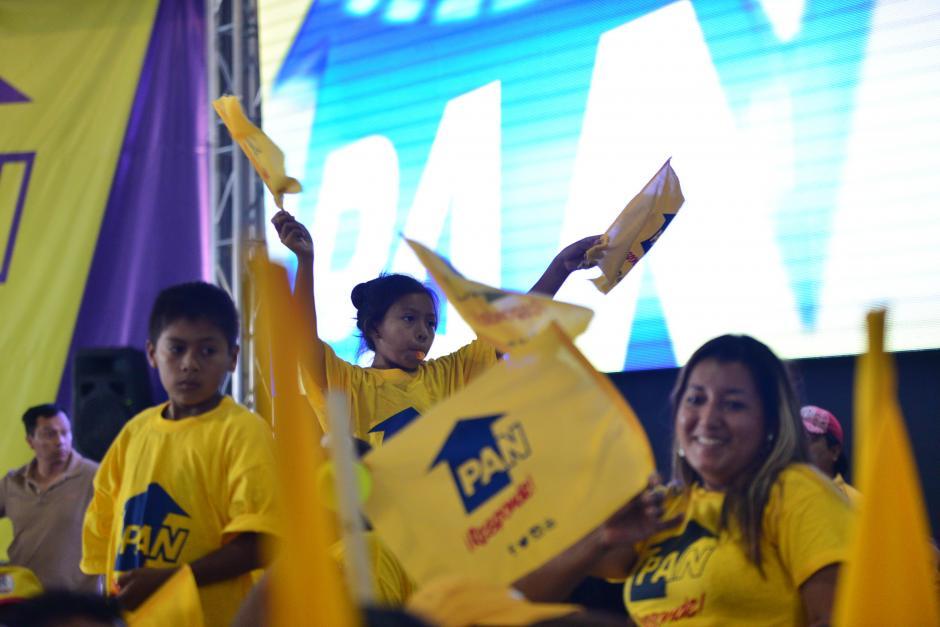 La Asamblea de Proclamación se llevó a cabo en las instalaciones del Parque de la Industria.(Foto Wilder López/Soy502)
