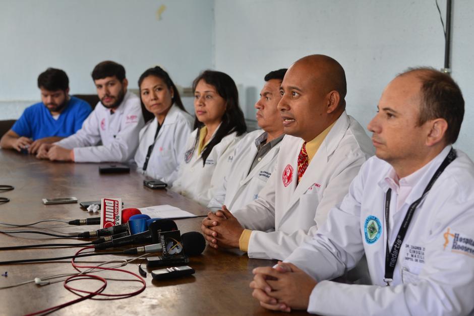 La junta directiva dio al gobierno un ultimátum hasta el miércoles para obtener una respuesta. En caso contrario se tomarán medidas críticas.(Foto: Wilder López/Soy502)