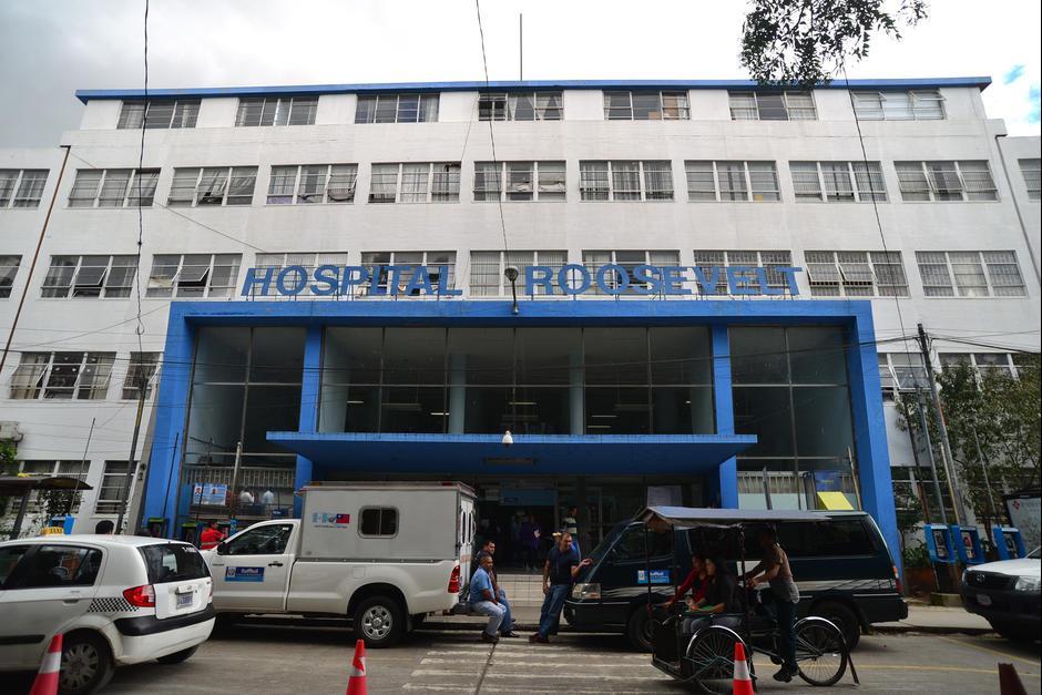 Médicos del Hospital Roosevelt aún trabajan con dificultad. (Foto: Archivo/Soy502)