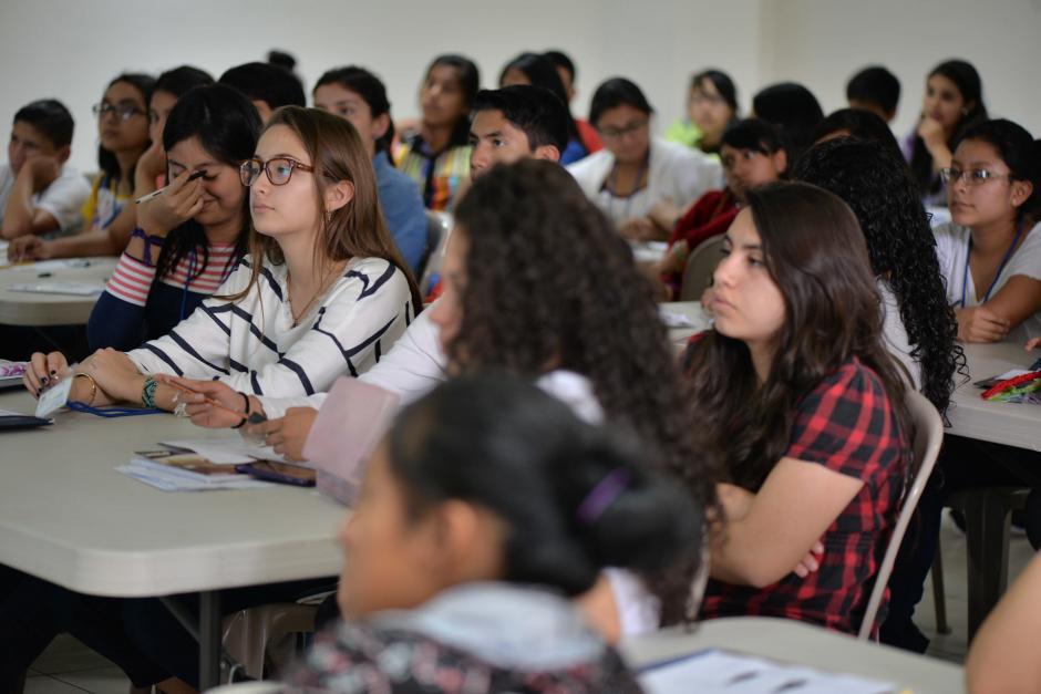 Los graduados del programa Access están capacitados para la movilidad social y servicio comunitario. (Foto: Wilder López/Soy502)