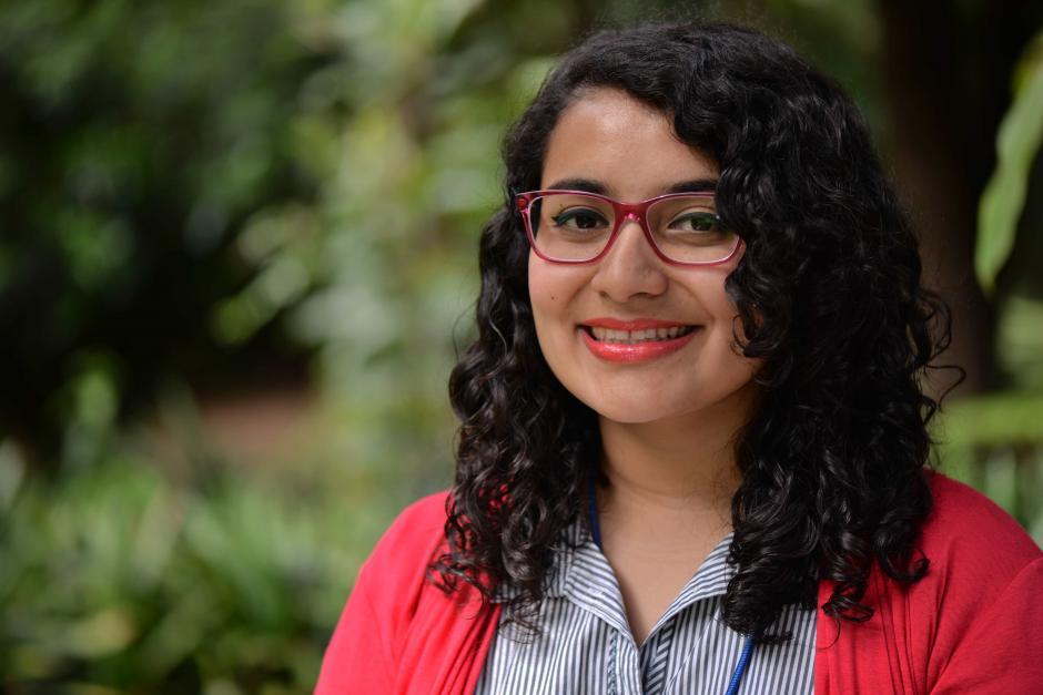 Guisela Marldonado es una de las maestras del Congreso Access. (Foto: Wilder López/Soy502)