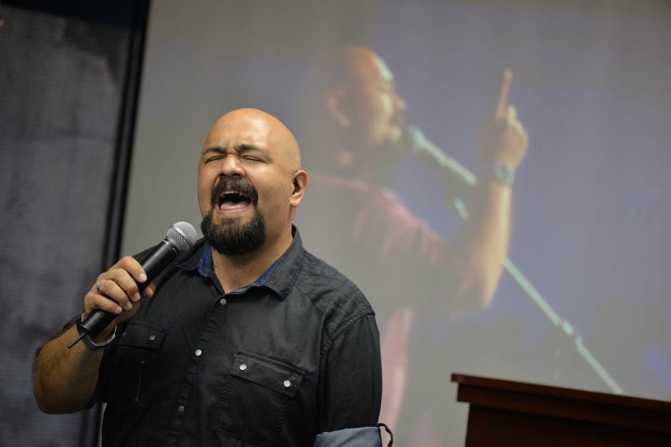 El autor guatemalteco tiene sus canciones disponibles en Itunes, Spotify y Deezer. (Foto: Wilder López/Soy502)