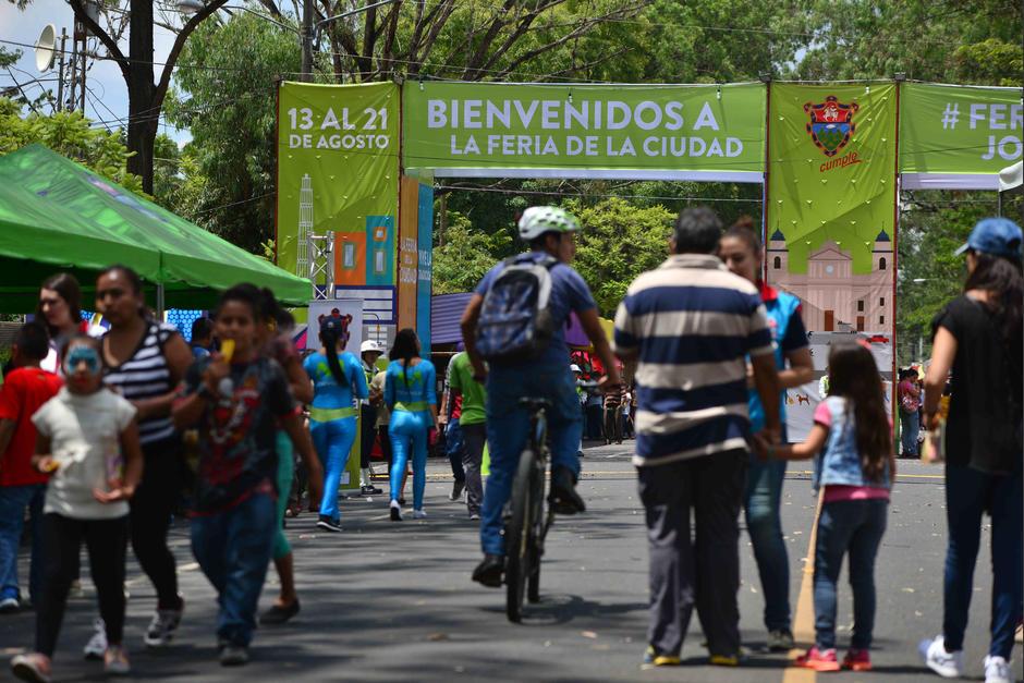 Desde el sábado puedes disfrutar de la tradicional feria de Jocotenango. (Foto: Wilder López/Soy502)