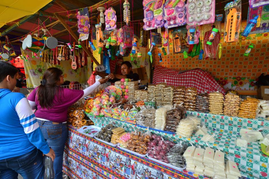 Desde 5 quetzales puedes disfrutar de las tradicionales conservas. (Foto: Wilder López/Soy502)