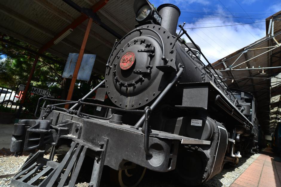 Con el nuevo proyecto el museo del ferrocarril ampliaría sus dimensiones. (Foto: Wilder López/Soy502)