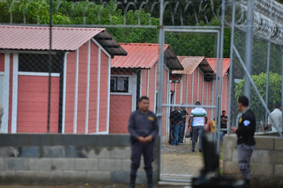 """Existen cuatro módulos de vivienda dentro del Sector """"A"""" . (Foto: Wilder López/Soy502)"""